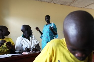 Textbook policy and capacity development for South Sudan